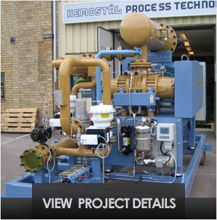 O2 Blower for  VPSA Plant